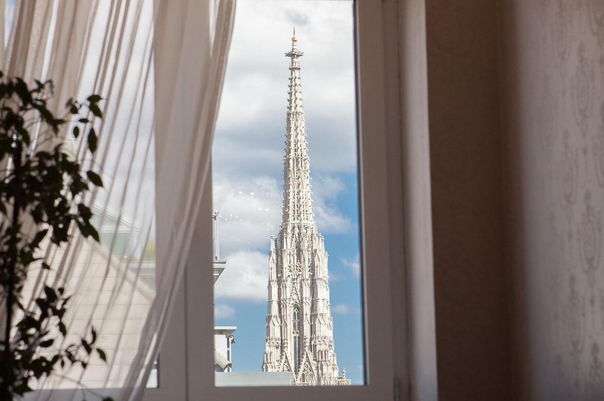 Boutiquehotel in the center of Vienna, St.Stephans Cathedral, Kärntnerstrasse